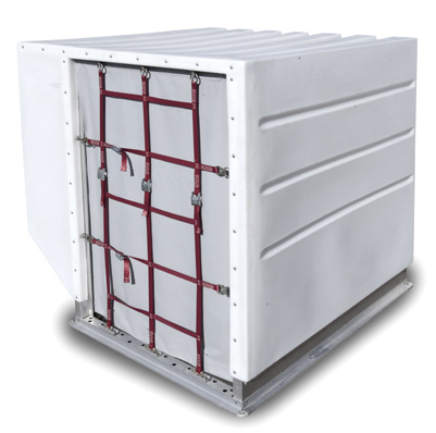 LD 2 DPE Air Cargo Container