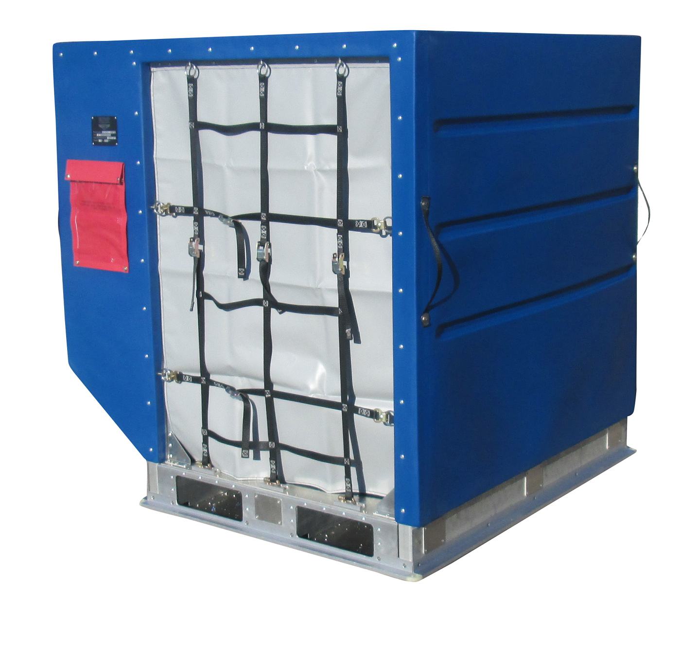 LD 2 DPN Base, LD 2 Air Cargo Container, LD 2, DPN Container, DPN Air Cargo, Granger Aerospace LD 2 Base